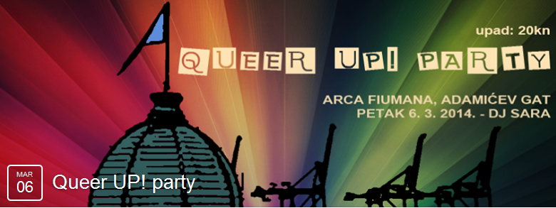 Queer up party